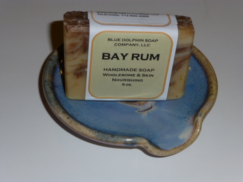 Bay Rum Handmade all natural soap
